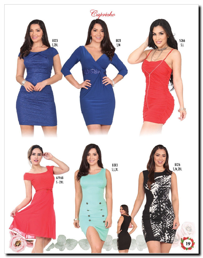 Llamanos al 1(800) 825-9452<br>Catalogos USA<br>(19 of 127)